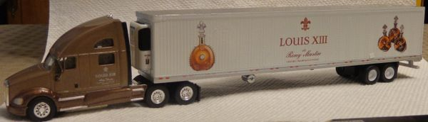 LOUIS 13 COGNAC TRACTOR TRAILER HO SCALE DECAL SET