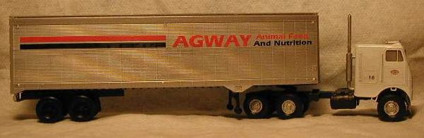 AGWAY ANIMAL FEED AND NUTRITION HO SCALE DECAL SET