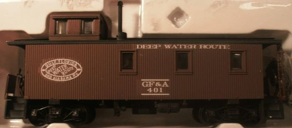 G,F,& A DEEP WATER ROUTE STEAM ERA HO DECAL SET