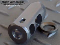 458 Socom muzzle brake 450 Bushmaster Muzzle brake | Custom Muzzle