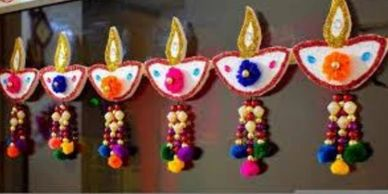 Hire Diwali party Decorations or Diwali Decorators on rent