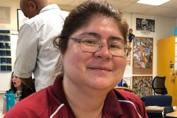 Since 2005, Karina Villalvazo-Banuelos has served as a Roosevelt High School teacher. Roosevelt has