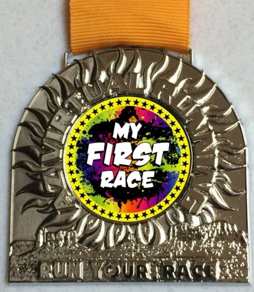 My First Race