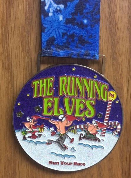 The Running Elves