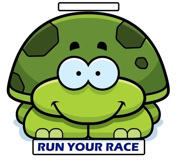 Turtle Race Medal