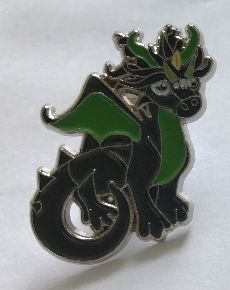 Night Fury Pin - May
