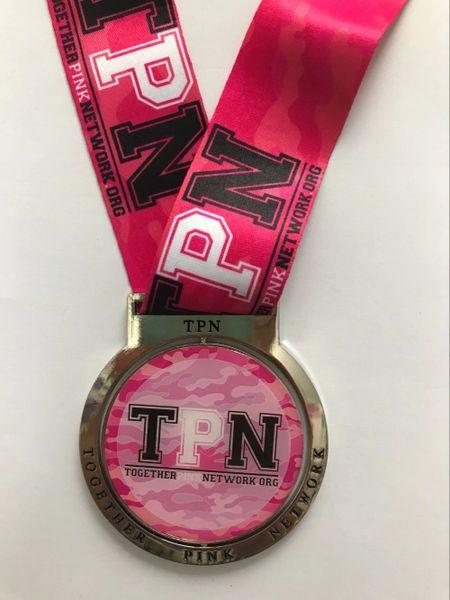 TPN Spinner Medal 2018