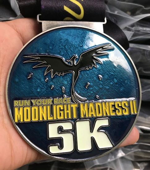 Moonlight Madness II Medal - 2018