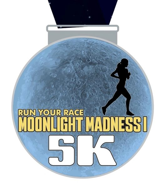 Moonlight Madness I Medal - 2019