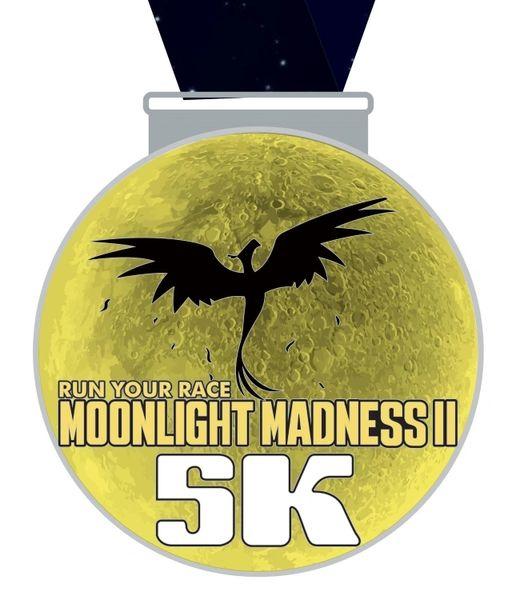 Moonlight Madness II Medal - 2019
