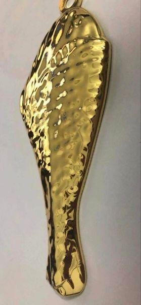 Golden Drumstick 3D Medal