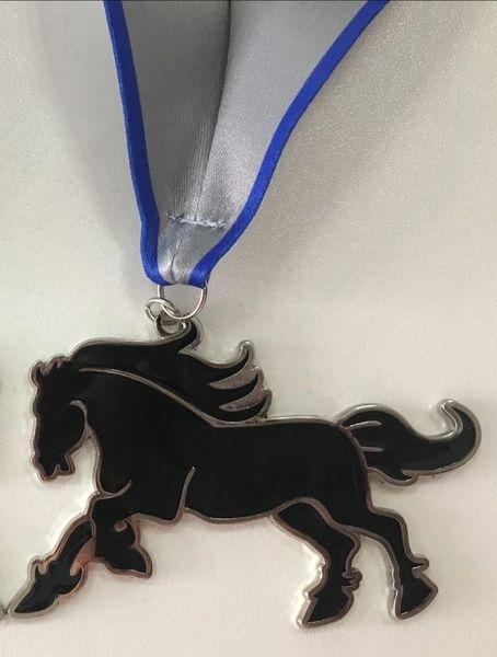 Night Mare 1 Medal