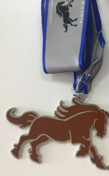 Night Mare 2 Medal