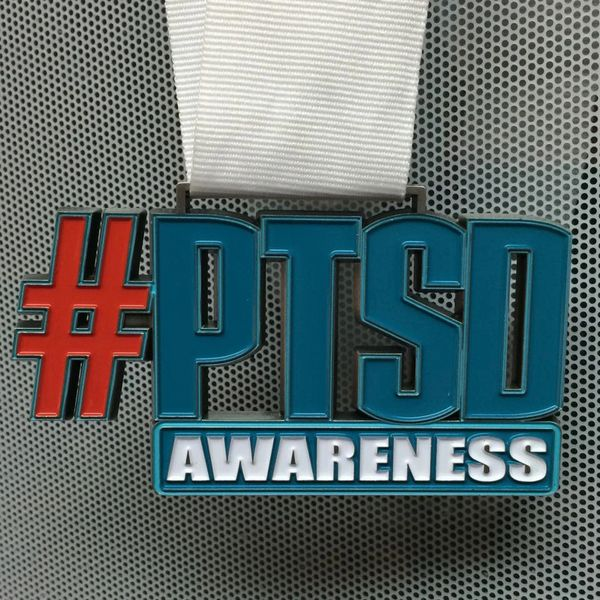 #PTSD Awareness Virtual Race