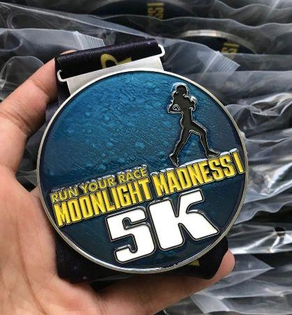 Moonlight Madness 3 Medal Set - 2018