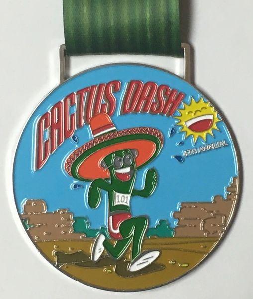 Cactus Dash 2017