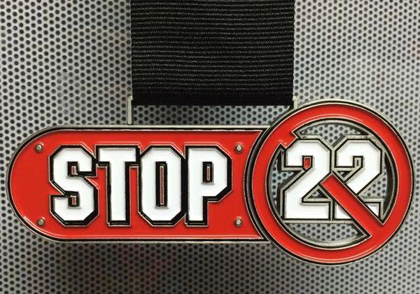 Stop 22