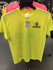 Bikes & Beyond Shirt Yellow
