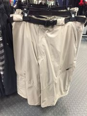 Hoss Men's Shorts W/Belt