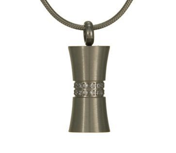 Hourglass Collection Pewter