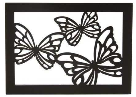 Craftsman Style Memory Chest with Butterflies