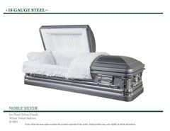 Noble Silver Casket