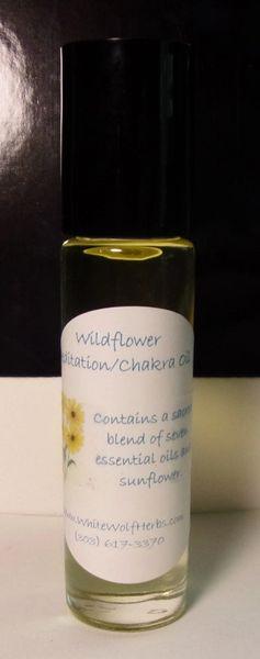 Wildflower Meditation Oil