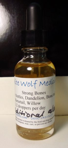 Strong Bones (4 oz. bottle)