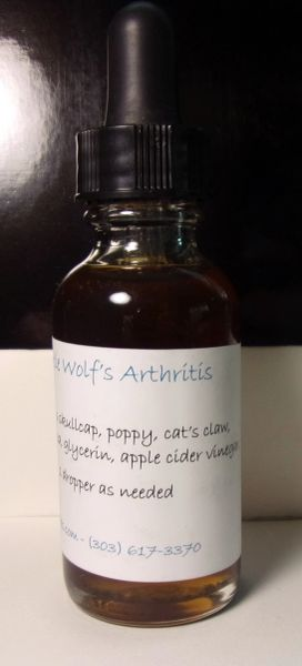 Little Wolf Arthritis