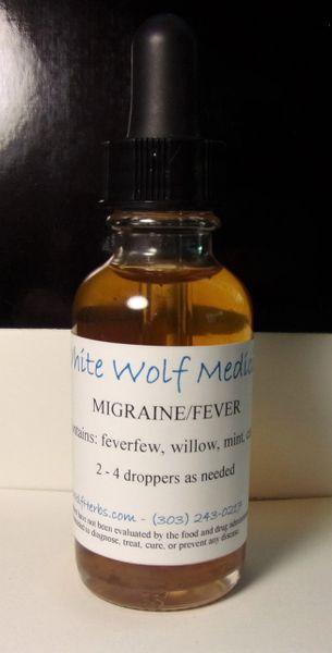 Migraine/Fever