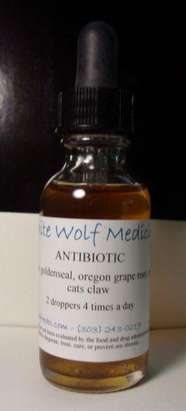 Antibiotic (4 oz. Bottle)