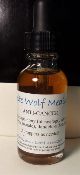 Anti-Cancer (4 oz. Bottle)