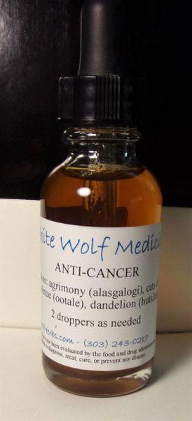Anti-Cancer (4 oz. Bottle)