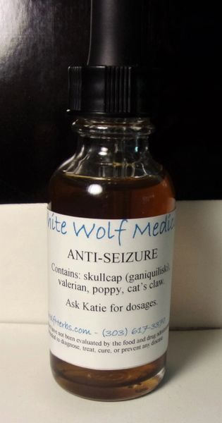 Anti-Seizure (4 oz. Bottle)