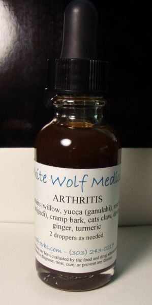 Arthritis (4 oz. Bottle)
