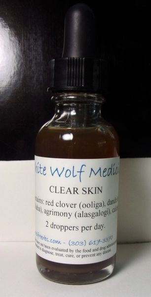 Clear Skin (4 oz. Bottle)