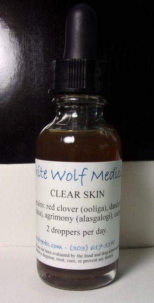 Clear Skin (4 oz. Bottle)