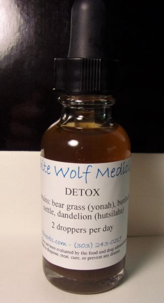 Detox (4 oz. Bottle)