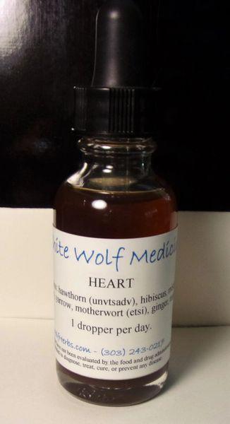 Heart (4 oz. Bottle)