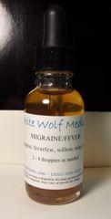 Migraine/Fever (4 oz. Bottle)