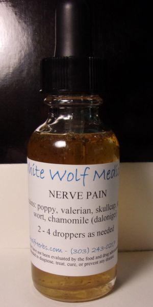 Nerve Pain (4 oz. Bottle)