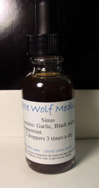 Sinus (4 oz. Bottle)