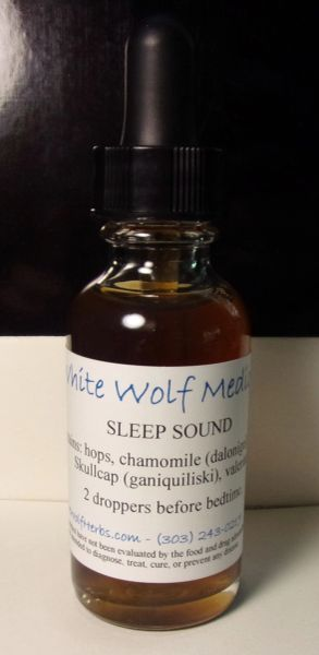 Sleep Sound (4 oz. Bottle)