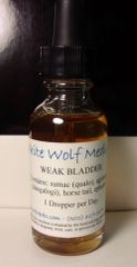 Weak Bladder (4 oz. Bottle)