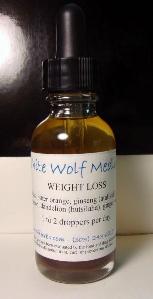 Weight Loss (4 oz. Bottle)