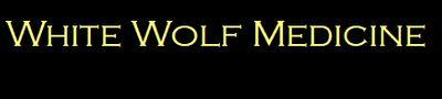 White Wolf Medicine