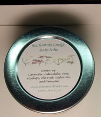 Enchanting Energy Body Balm