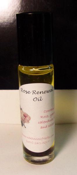 Rose Renewal Oil