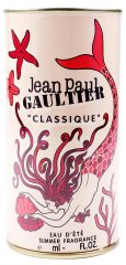 SOLD - Jean Paul Gaultier Classique Summer Fragrance 3.3oz Women's Eau D' ETE