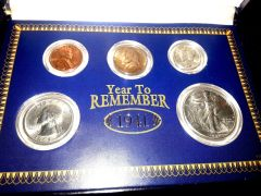 A Year To Remember  - The Uncirculated Coins of 1941!
